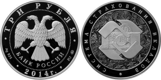 Монета - Система страхования вкладов